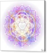 Sacred Geometry 113 Canvas Print