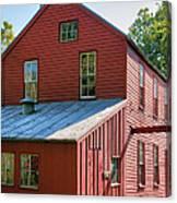 Saddle Factory Museum IIi Canvas Print