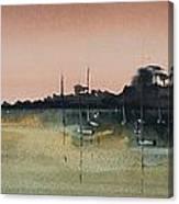 Safe Harbour Canvas Print