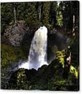 Sahalie Falls Canvas Print
