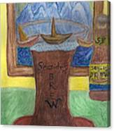 Sail A Head  Canvas Print