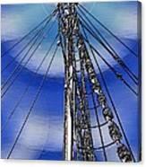 Sailors Beck And Call Canvas Print