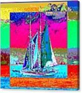Sailors Delight 2 Canvas Print