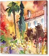 Saint Bertrand De Comminges 12 Canvas Print