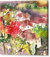 Saint Bertrand De Comminges 15 Canvas Print