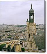 Saint Etienne Du Mont Canvas Print