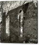 Saint Johns Chapel Five Canvas Print