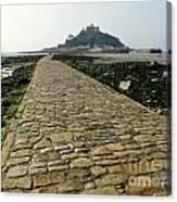 Saint Michael's Mount Canvas Print