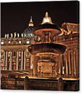 Saint Peter's Basilica Canvas Print
