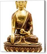 Sakyamuni Buddha Canvas Print