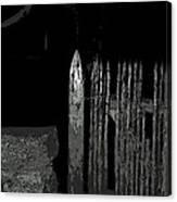 Salem Noir I Canvas Print