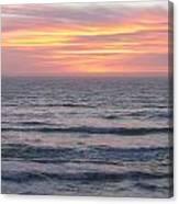 Salmon Creek Beach Canvas Print