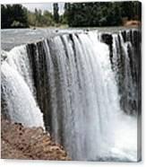 Salto Del Laja - Waterfall Canvas Print