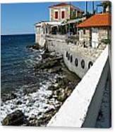 Samos Greece Canvas Print