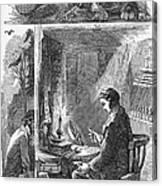 Samuel Crompton (1753-1827) Canvas Print