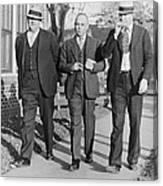 Samuel S. Leibowitz 1893-1978, Attorney Canvas Print