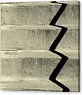 San Andreas Stairs Canvas Print