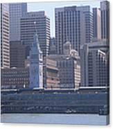 San Francisco Collection #20 Canvas Print