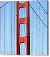 San Francisco Golden Gate Bridge . 7d7804 Canvas Print