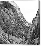 San Juan Mountains Canvas Print