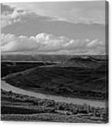 San Juan River Utah Canvas Print