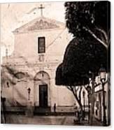 San Luis Canvas Print