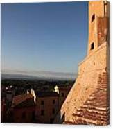 San Miniato - Pisa Canvas Print