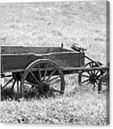 Sap Wagon Canvas Print