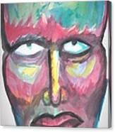 Saturo Canvas Print