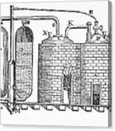 Savery's Engine Canvas Print