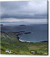 Scenery Of Dingle Canvas Print