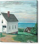 Scenic Overlook Canvas Print