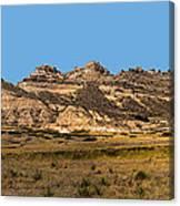 Scenic Western Nebraska Canvas Print