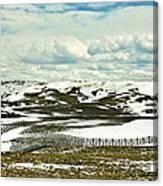 Scenic Wyoming Canvas Print