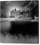 Schloss Basedow Canvas Print
