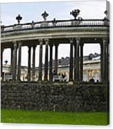 Schloss Sanssouci Gardens Canvas Print
