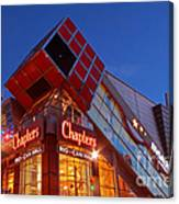 Scotianbank Theatre And Chapters Building Canvas Print