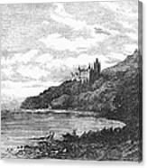 Scotland: Dunrobin Castle Canvas Print