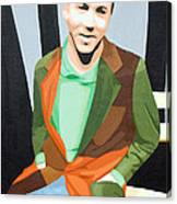 Scott Canvas Print