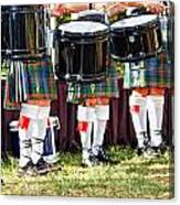 Scottish Festival 3 Canvas Print