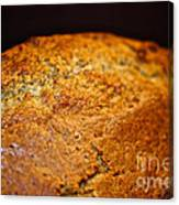 Scratch Built Bread Canvas Print