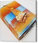 Sea Change Box Canvas Print