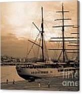 Sea Cloud II Canvas Print