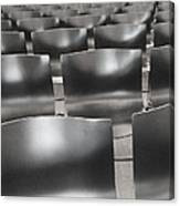 Sea Of Seats I Canvas Print