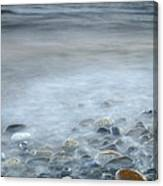Sea Stones Canvas Print