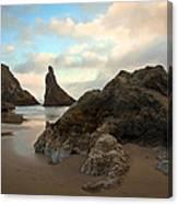 Seal Rock Oregon Canvas Print
