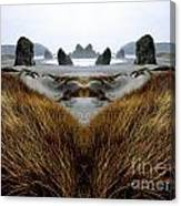 Seascape 1 Canvas Print