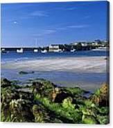 Seashore, Portnablagh, County Donegal Canvas Print