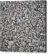 Seashore Rocks Canvas Print