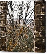 Seasonal View Canvas Print
